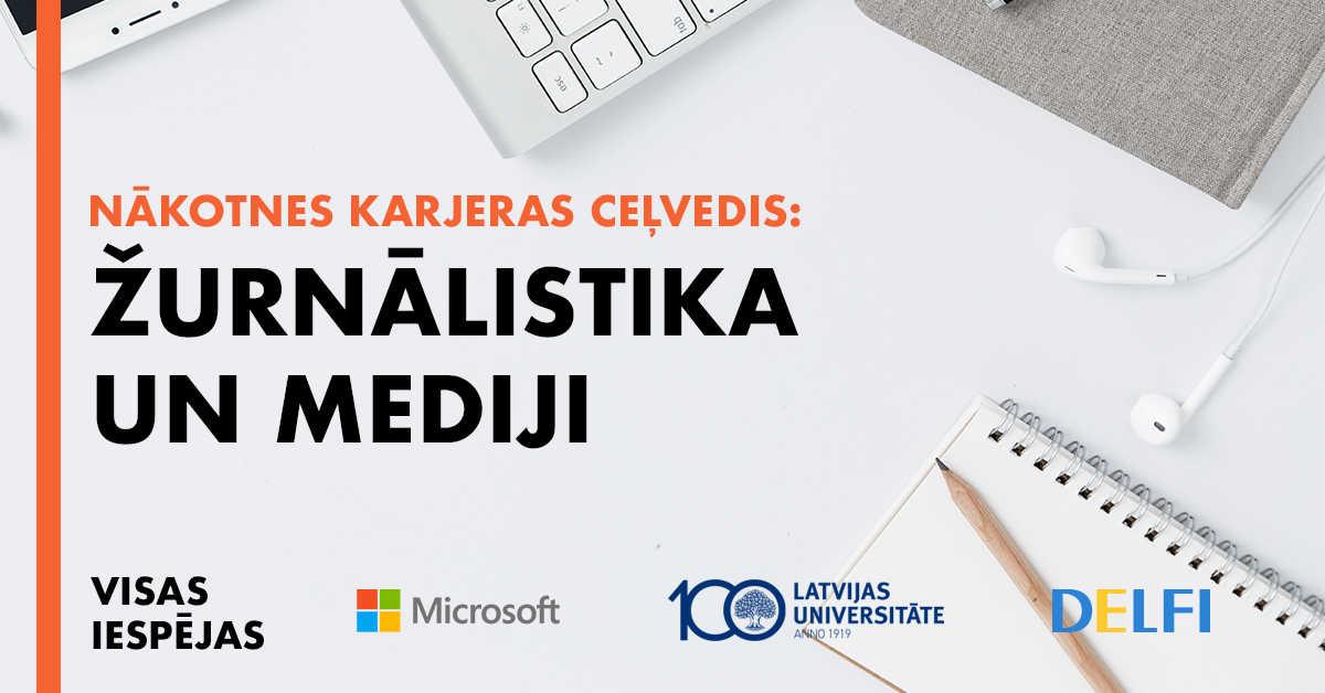Žurnālistika un Mediji: Nākotnes karjeras ceļvedis